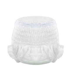 Maternity panty with pads
